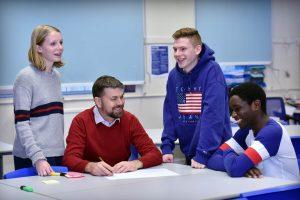 GCSE Revision Discussion